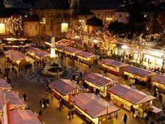 Christmasmarket of Bolzano